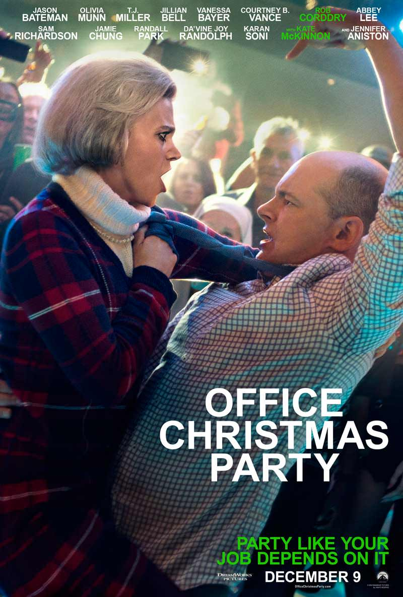 New Office Christmas Party Trailer Featuring T. J. Miller, Kate McKinnon 9