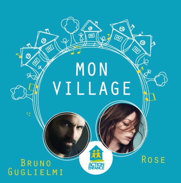 """Résultat de recherche d'images pour """"rose et bruno guglielmi mon village"""""""