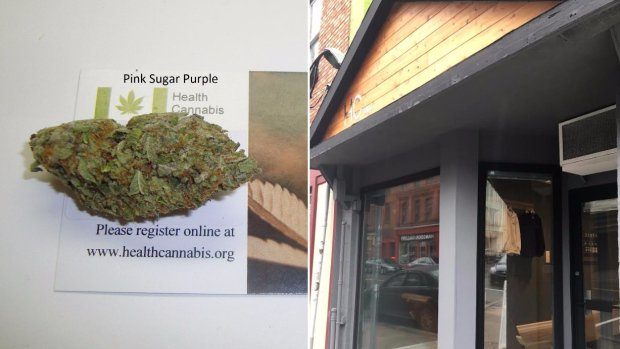 Health Cannabis opens shop on Water Street in St. John's    #cbcnl