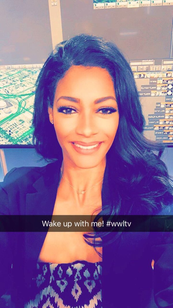 "Tamica Lee on Twitter: ""Come on!!! Wake up with me! @WWLTV ..."