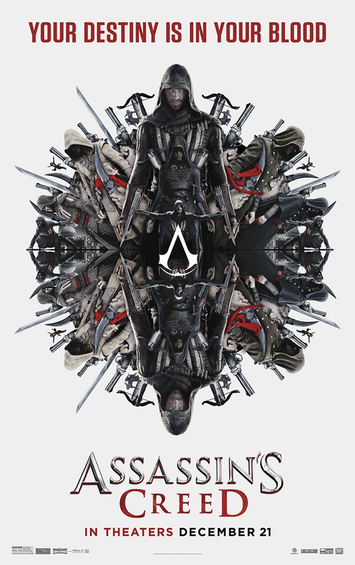 New Assassin's Creed Poster Revealed