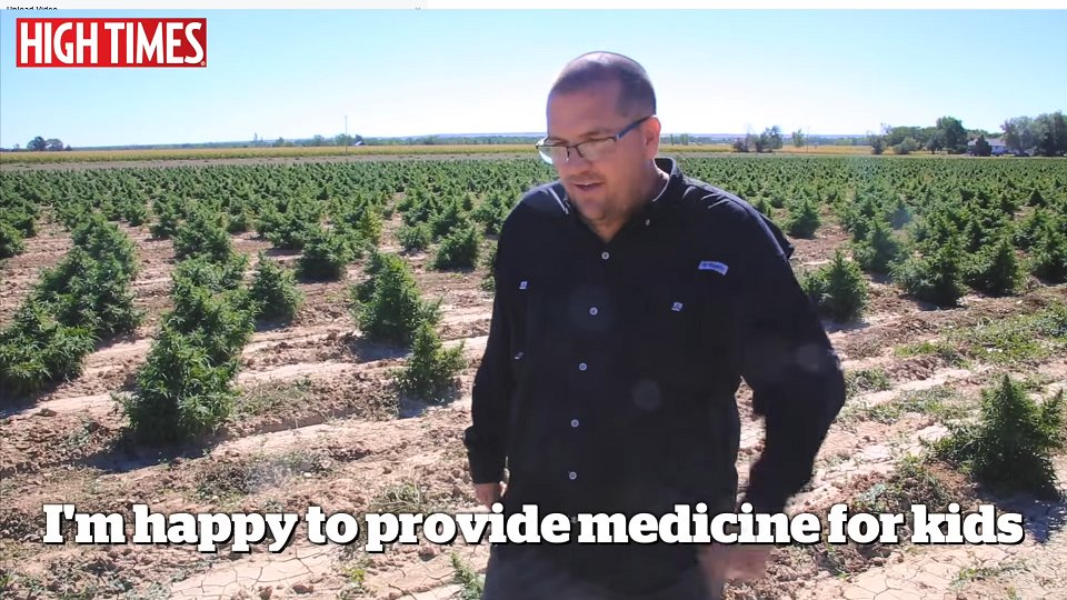 #Watch: We toured a 45 Acre CBD Farm! Home to 75,000 medicinal hemp plants. Check it out.