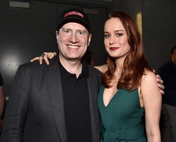 Kevin Feige Discusses Captain Marvel's Powers And Casting Brie Larson 3