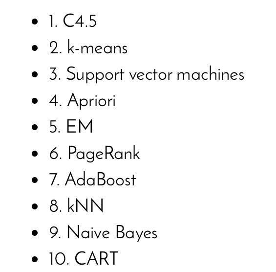 Top 10 #DataMining #Algorithms, Demystified:  #BigData #MachineLearning #DataScience