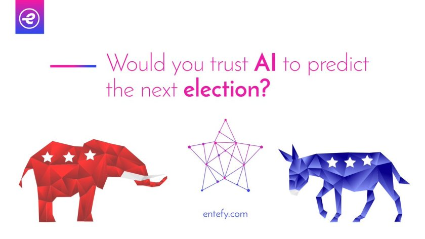 Making predictions from enormous datasets is getting far more accurate. #election #AI #tech