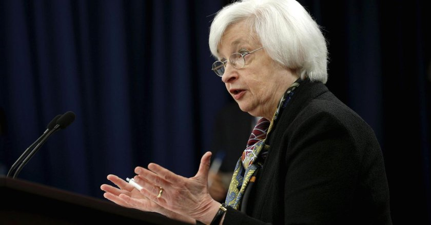 Yellen not stepping down until term is done  #Bitcoin