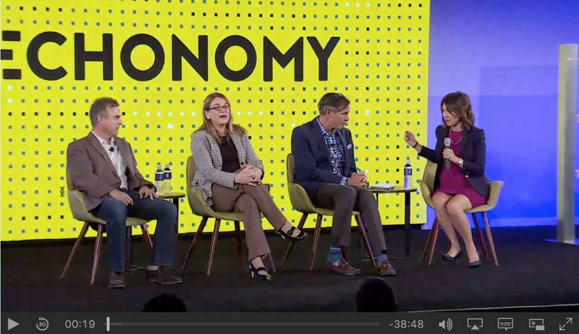 How vast is the internet of things? our panel @techonomy w/ @emilychangtv @IoTthatMatters