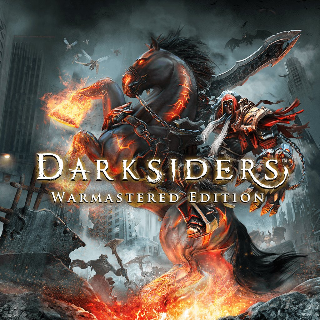 Darksiders: Warmastered Edition 4K Teaser And Screenshots Revealed
