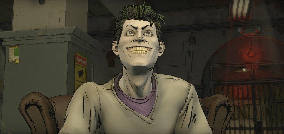 Batman: The Telltale Series Episode 4 Guardian of Gotham Trailer