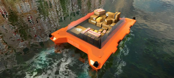 Autonomous boats could be sailing into Amsterdam   #IoT #Tech #selfdriving