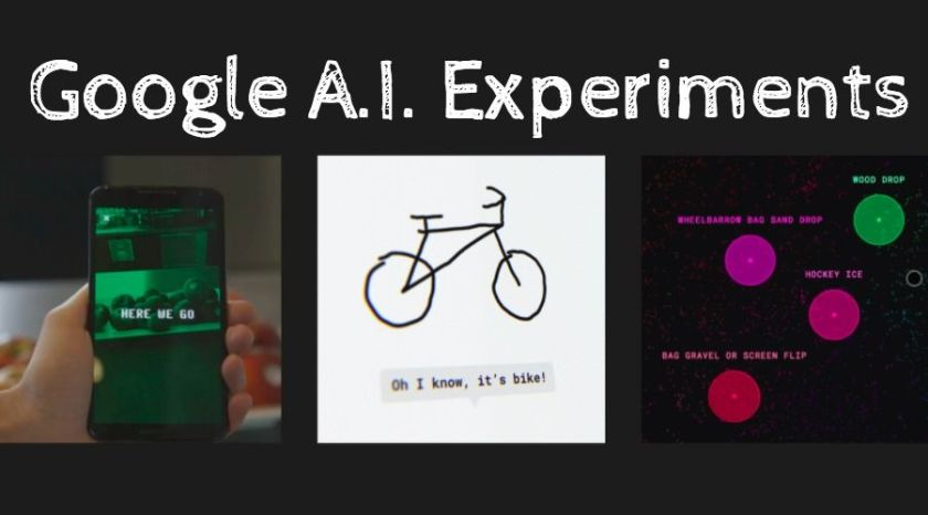Join the Fun and Play with Google's #AI Projects - SERIOUS WONDER
