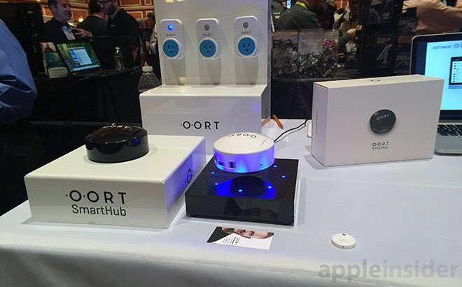 @OORT_technology at #CES2017  in #LasVegas  #Bluetooth #iot #bigdata