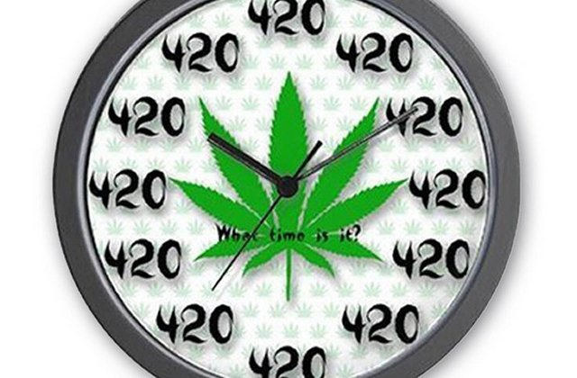 Check out the 10 best times to get high (besides all the time)