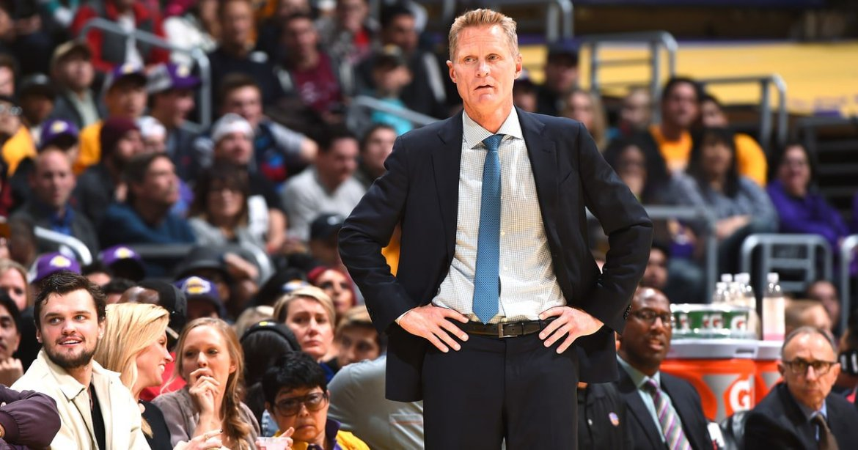 How NBA players reacted to coach Steve Kerr's endorsement of marijuana
