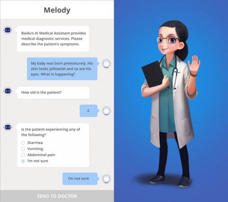 #Chatbots as your Doctors – Maruti Techlabs  #ai
