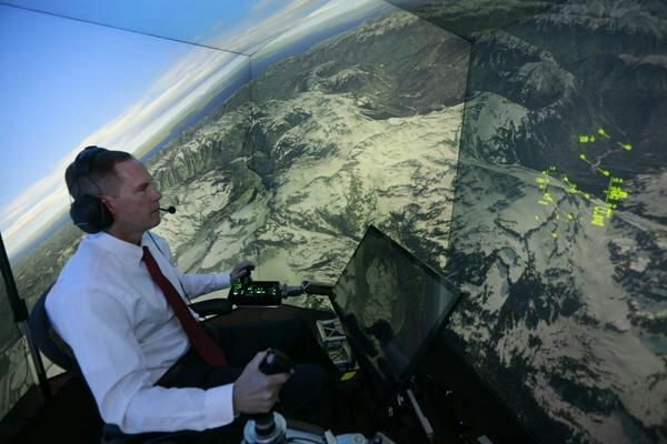 A.I. Downs Expert Human Fighter Pilot In Dogfight Simulation  #ai
