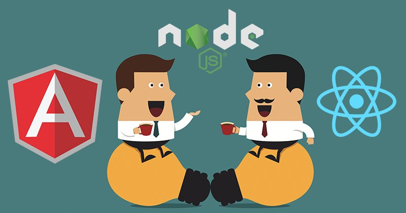 Better Understanding Of #AngularJS, #ReactJS And #NodeJS by @iAnkurMishra cc @CsharpCorner