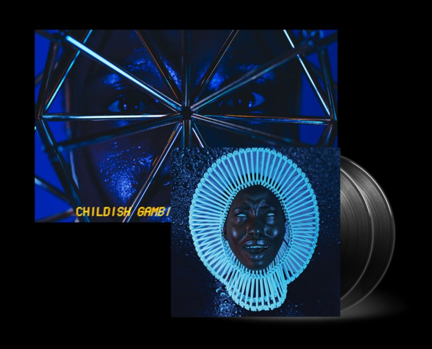 .@donaldglover will release a virtual reality vinyl version of Awaken, My Love.