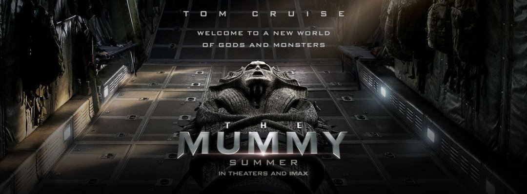 The Mummy Poster Unveiled