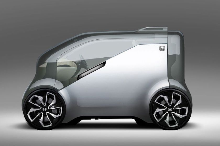 This Honda concept car will have emotions of its own   #AI  @Indopolity