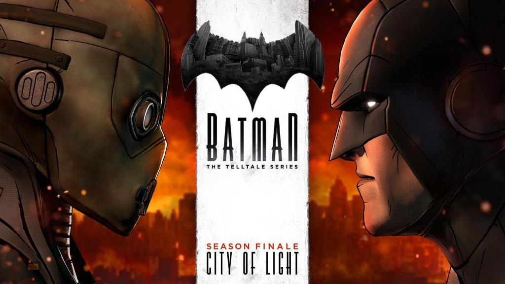 Batman: The Telltale Series Episode 5 City of Light Trailer