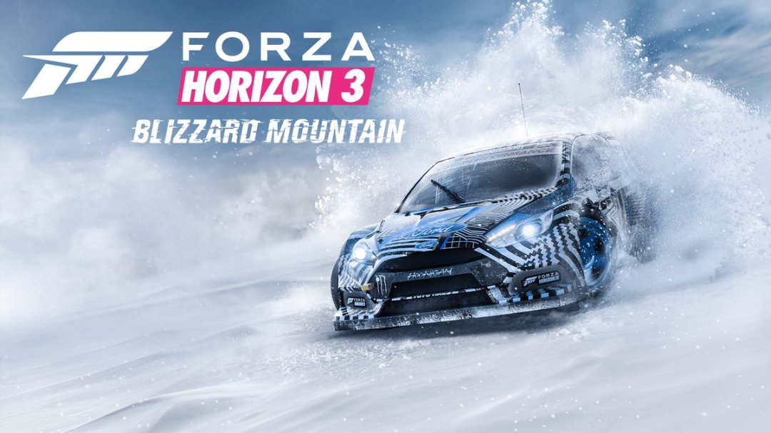 Forza Horizon 3 Blizzard Mountain Expansion Launch Trailer