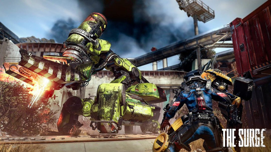 The Surge Gameplay Trailer