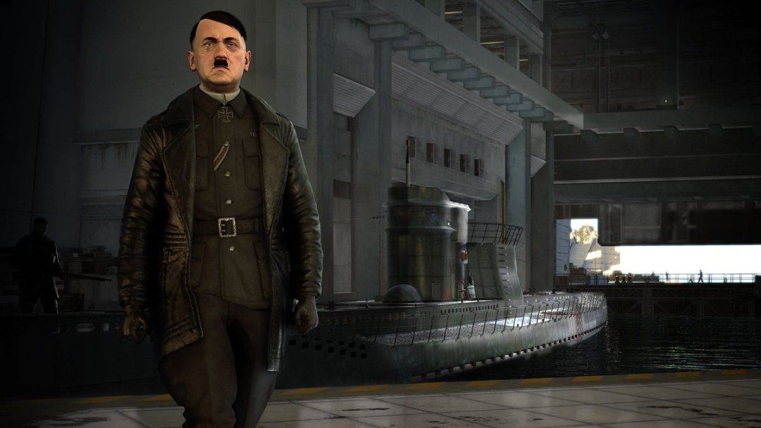 Sniper Elite 4 Target: Führer Reveal Trailer