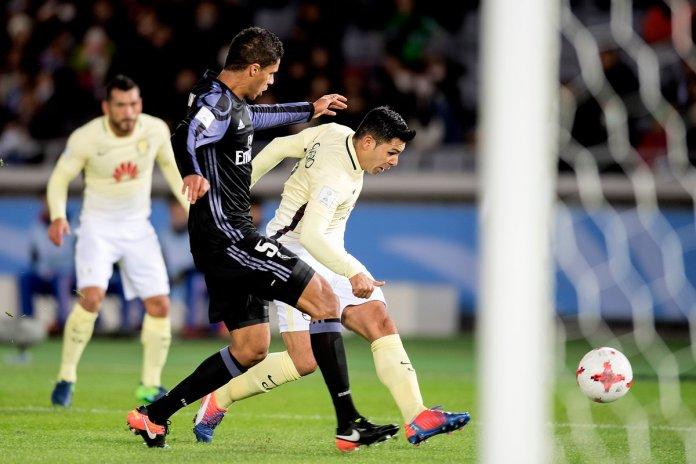 América vs Real Madrid Mundial de CLubes 2016.