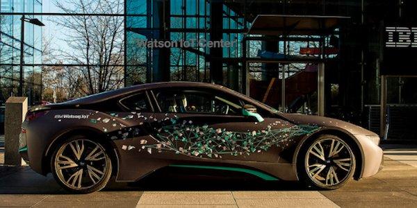 IBM Collaborates with #BMW to Bring @IBMWatson #IoT Platform to Cars  @IBMIoT @AerisM2M