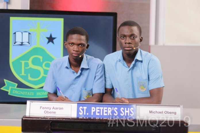 NSMQ2019: ''BIG BOYS' to face each other for the title on Thursday 2
