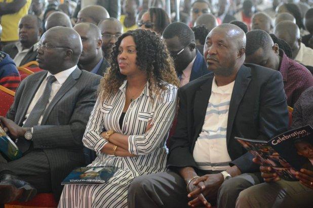 "Sen. Susan Kihika on Twitter: ""Attending a celebration of life of ..."