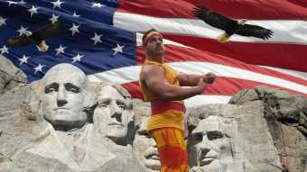 Taylor Anderson Vs. Bomb Pop, Mojo Rawley Looking For A Hole & Freedom Lovin' Americans