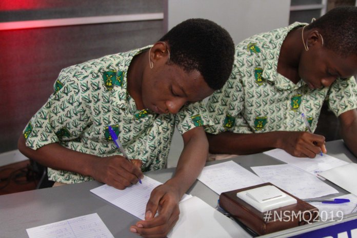 NSMQ2019: GSTS picks last semifinal spot after exiting Tadisco, Obuasi SHTS 2
