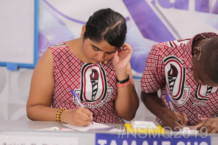 2019NSMQ: AUGUSCO 'walks over' Tamale SHS and Boa Amponsem SHS to book a ticket to the Semis 1