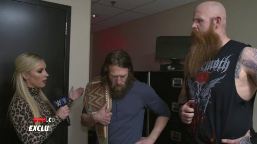 "Image for the Tweet beginning: EXCLUSIVE: ""The New"" @WWEDanielBryan describes"