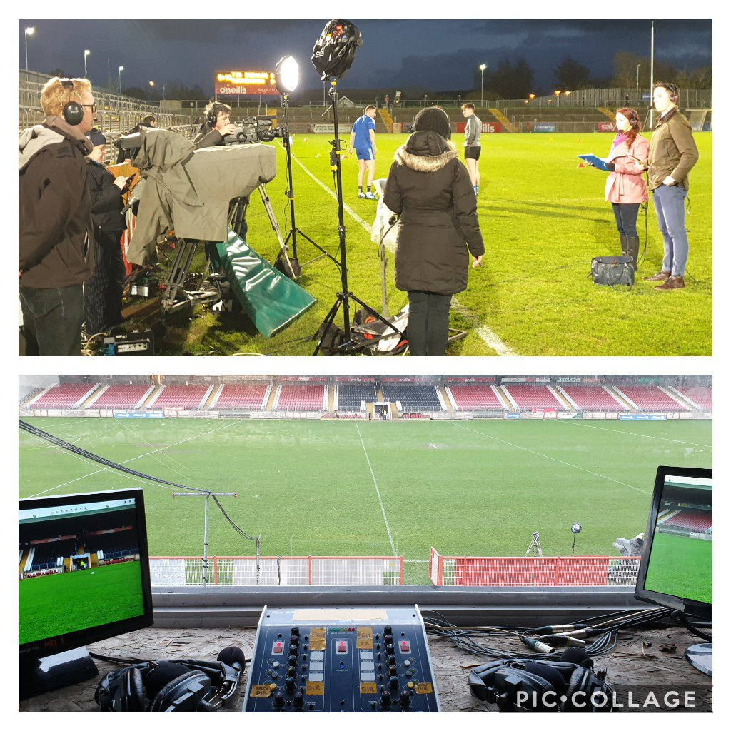 test Twitter Media - Live from Healy Park Omagh,  Tyrone take on Monaghan in Aillianz Div 1 football. Watch all the action live on eirsport 2 now! @eirSport https://t.co/IWMIox4xWU