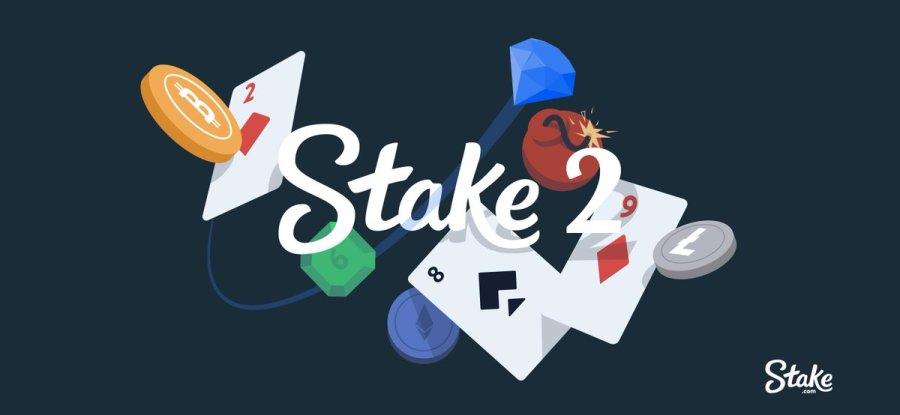 Stake Casino version 2 has arrived!