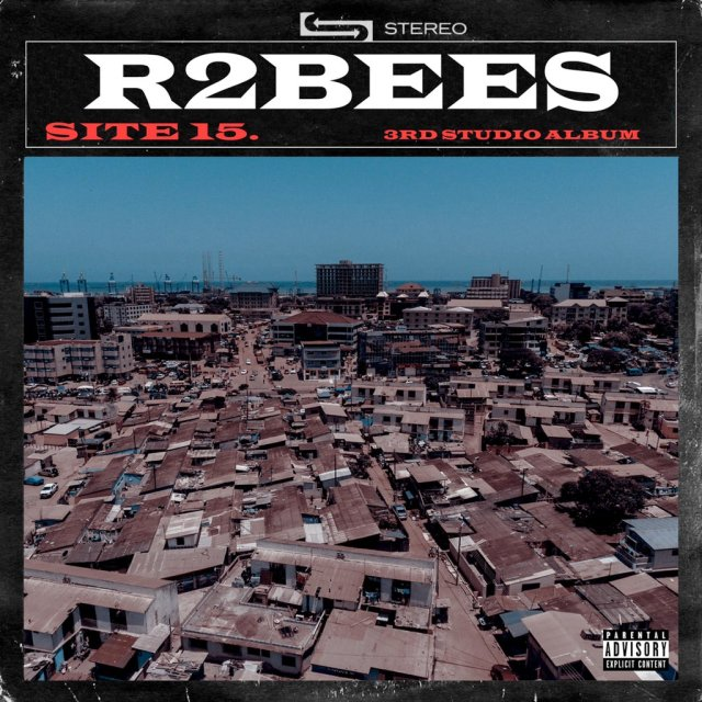 """R2Bees Finally Release """"Site 15"""" Album"""