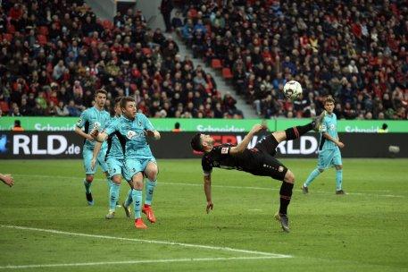 Bayer Leverkusen 2-0 SC Freiburg Highlights