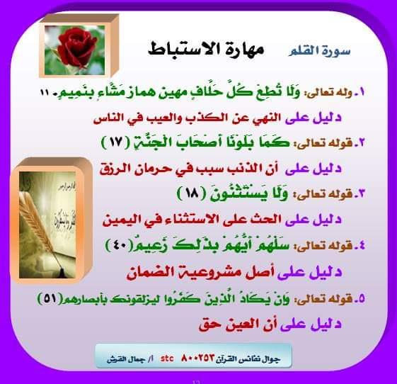 تأملات ووقفات قرآنية متجددة الصفحة 2