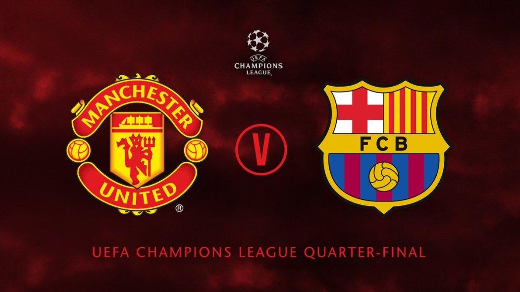 Image result for manchester vs barcelona