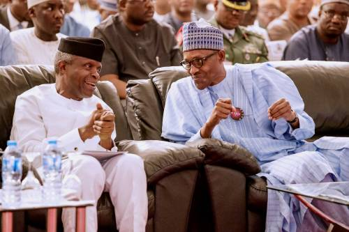 How I Found Out That Buhari May Be Poorer Now Than He Was In 2015 – Osinbajo