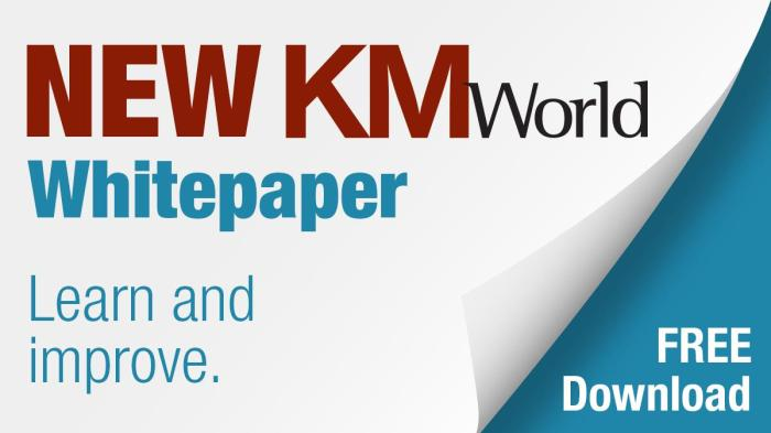 KMWorld photo