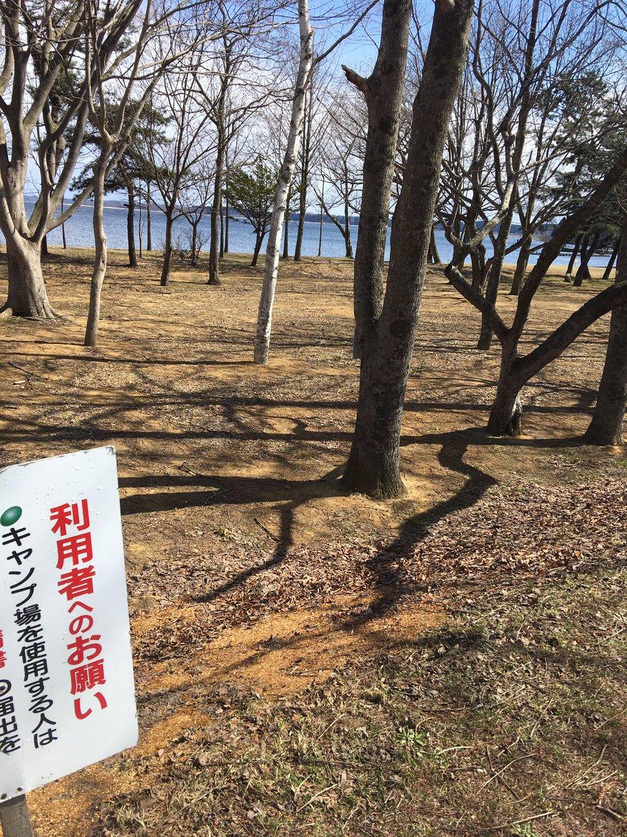 test ツイッターメディア - 夏に小川原湖でキャンプしよ!!決めた😊 https://t.co/BounvXNTjm