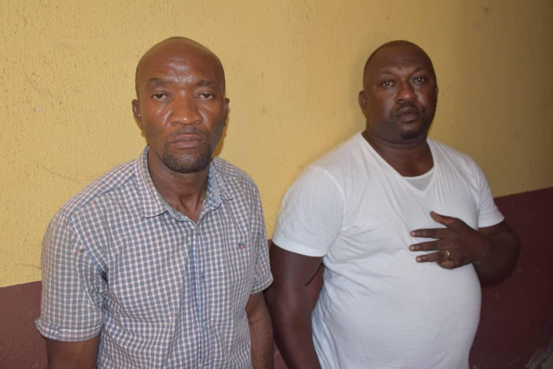 D3JYtn5WsAIxZqb - [Photos]: Nigeria Police Releases Pictures Of Kolade Johnson's Killers
