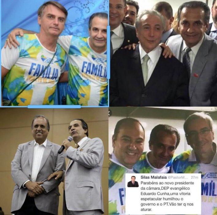 "Silas Malafaia على تويتر: ""Bolsonaro está certo ou errado em ..."