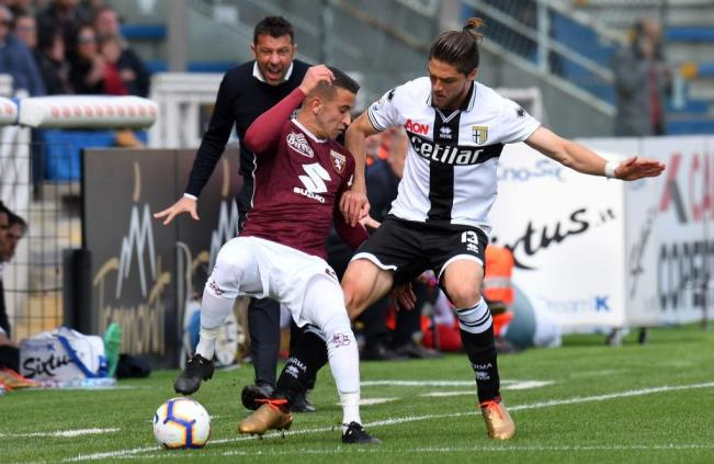 Image result for photos of parma vs torino