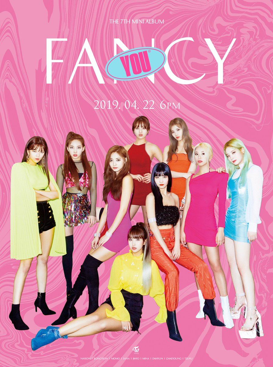TWICE 'Fancy You'
