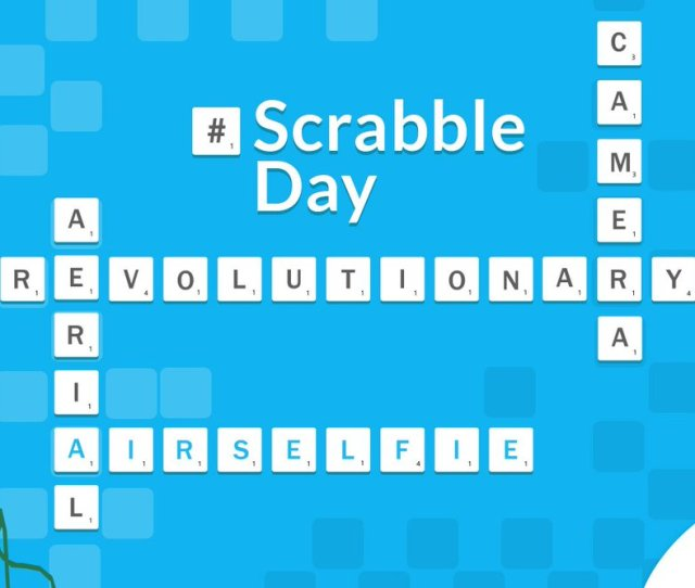 Its Scrabble Day Can You Find The Hidden Message On The Photo F0 9f 94 8d